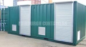 Container Modifications Edinburgh