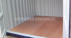 Edinburgh 10ft Storage Container Sales