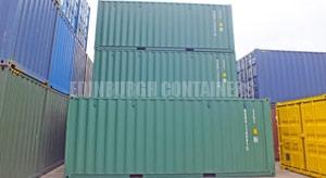 Edinburgh 20ft Container Sales