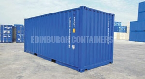 Edinburgh 20ft Shipping Container Sales
