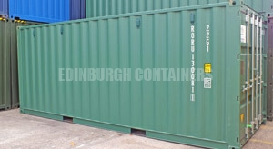 Lothian England 20ft Container Sales