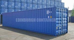 Edinburgh 40ft Container Sales