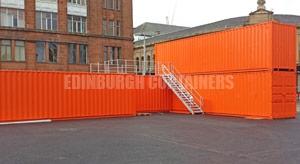 40ft Container Sales Edinburgh