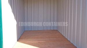12ft Custom Containers Edinburgh