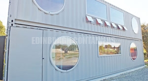 Container Conversions Edinburgh