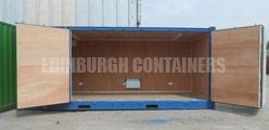 Container Lining Edinburgh