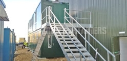 Container Staircases Edinburgh