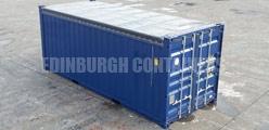 Container Tarpaulins Edinburgh