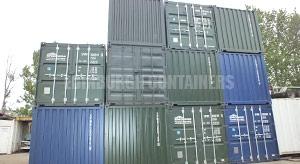 Edinburgh Shipping Container Sales