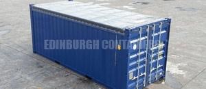 Open Top Specialised Container Edinburgh