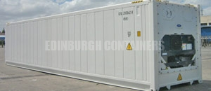 Refrigerated Reefer Container Edinburgh