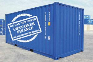 Edinburgh Container Finance