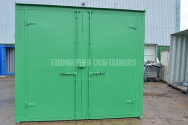 Golf Buggy Storage Container